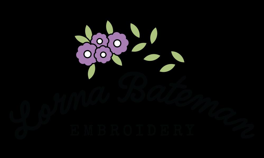 Lorna Bateman Embroidery