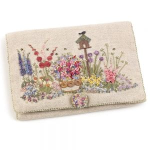 Embroidered-Country-Gardens-Needlecase-close-up-shot-cropped
