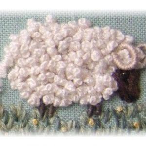 CARD sheep 1 rec vignetter