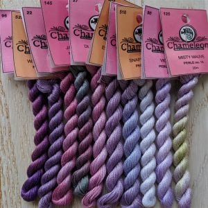 Lavender and Lilac collection Perle 12