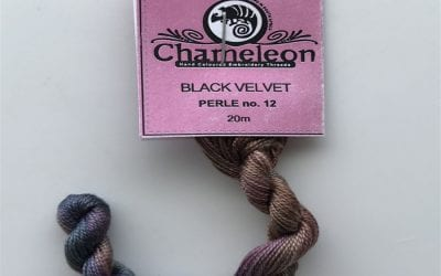 Black Velvet 114 – Perle No. 12
