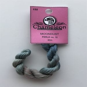 Chameleon Threads Perlè No. 12 - Moon Dust 155