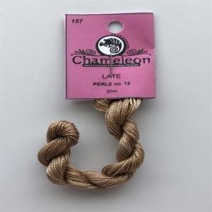 Chameleon Threads Perlè No. 12 - Latte 157