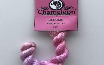 Cleome 16 – Perle No. 12