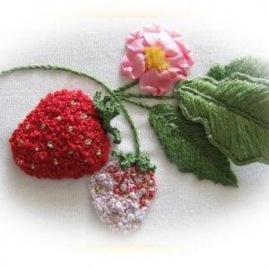 Pink Strawberry soft edge 1000