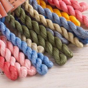 Chameleon threads