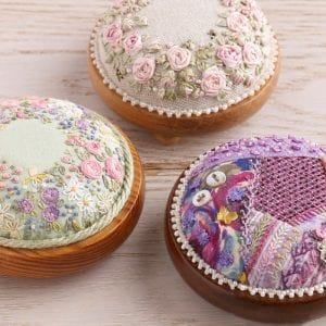 Pin cushion designs