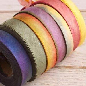 Hanah Silk Ribbons from Lorna Bateman Embroidery