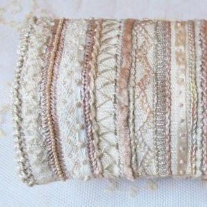 Stitches Galore workshop wit Lorna Bateman