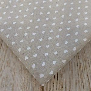 Fabric Danich linen spot