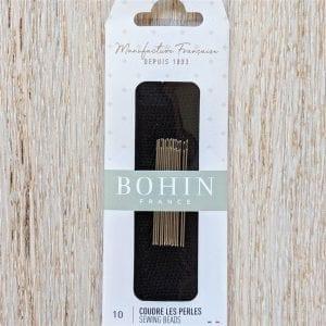 Bohin Beading Needles size 10